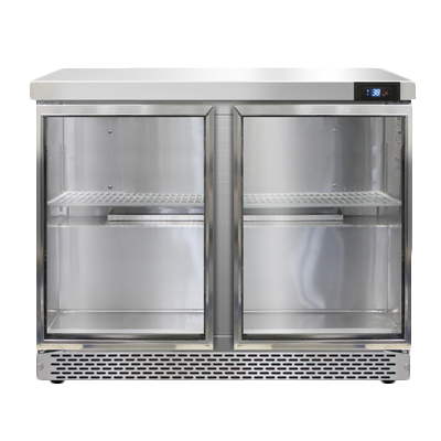 Continental Refrigerator SW36NGD-FB refrigerated counter, work top