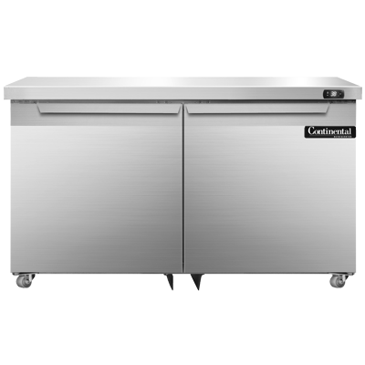 Continental Refrigerator SW48N-U refrigerator, undercounter, reach-in