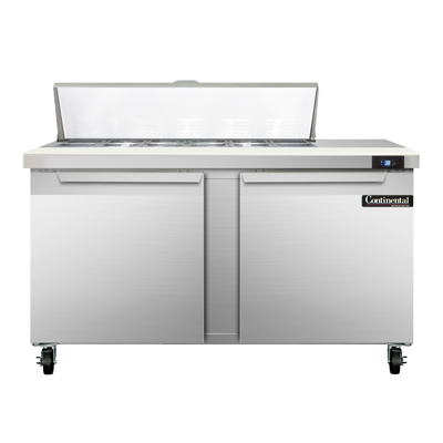 Continental Refrigerator SW60N12C refrigerated counter, sandwich / salad unit