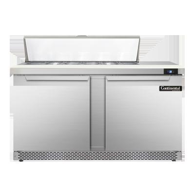 Continental Refrigerator SW60N12C-FB refrigerated counter, sandwich / salad unit