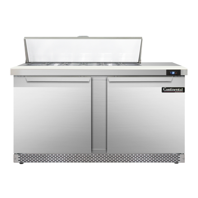 Continental Refrigerator SW60N12-FB refrigerated counter, sandwich / salad unit