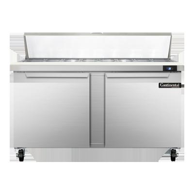 Continental Refrigerator SW60N16C refrigerated counter, sandwich / salad unit
