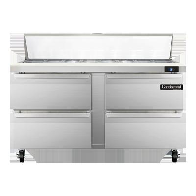 Continental Refrigerator SW60N16C-D refrigerated counter, sandwich / salad unit
