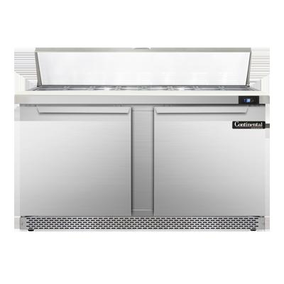 Continental Refrigerator SW60N16C-FB refrigerated counter, sandwich / salad unit