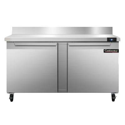 Continental Refrigerator SW60NBS refrigerated counter, work top