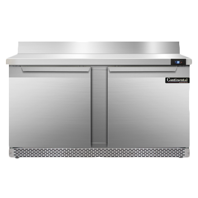 Continental Refrigerator SW60NBS-FB refrigerated counter, work top