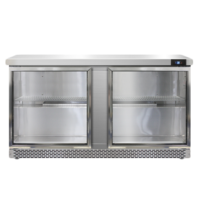 Continental Refrigerator SW60NGD-FB refrigerated counter, work top