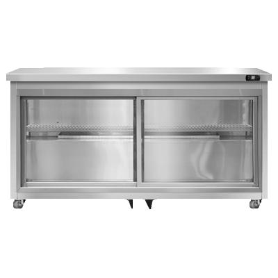 Continental Refrigerator SW60NSGD-U refrigerator, undercounter, reach-in