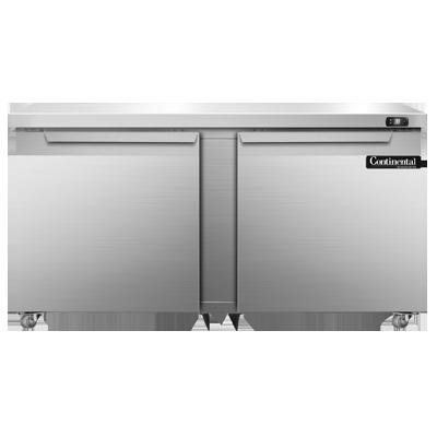 Continental Refrigerator SW60N-U refrigerator, undercounter, reach-in