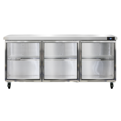 Continental Refrigerator SW72NGD refrigerated counter, work top