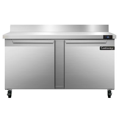 Continental Refrigerator SWF60-BS freezer counter, work top