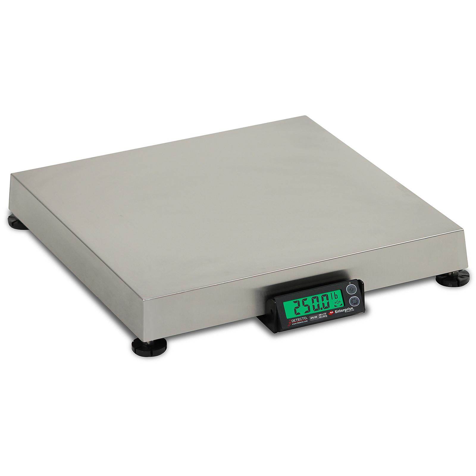 Detecto APS250 scale, portion, digital