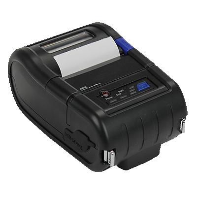 Detecto P150 printer, label