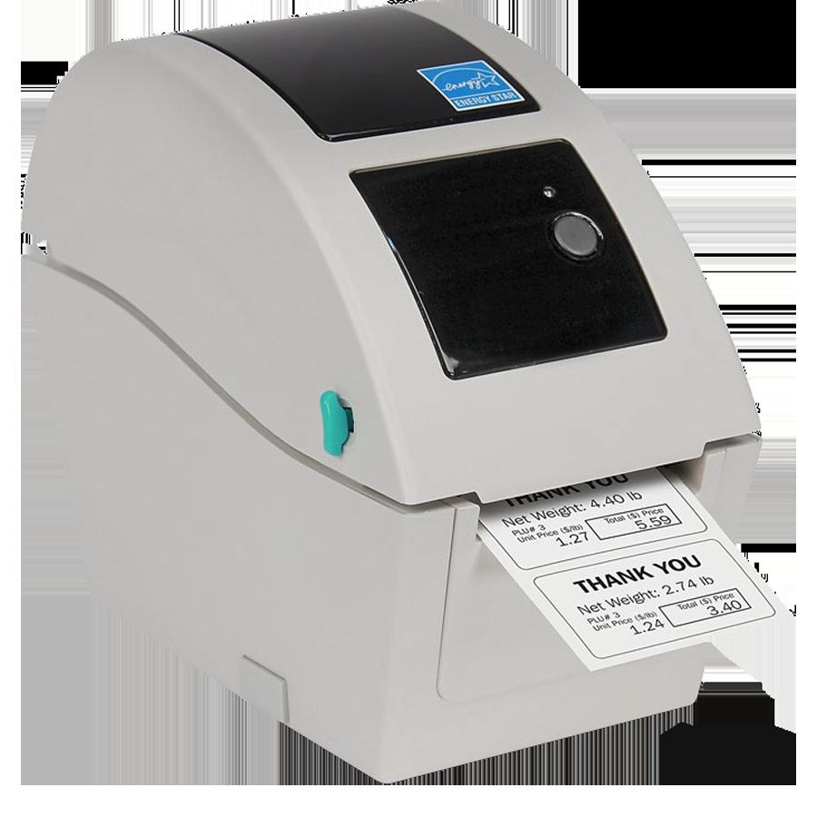 Detecto P225 printer, label