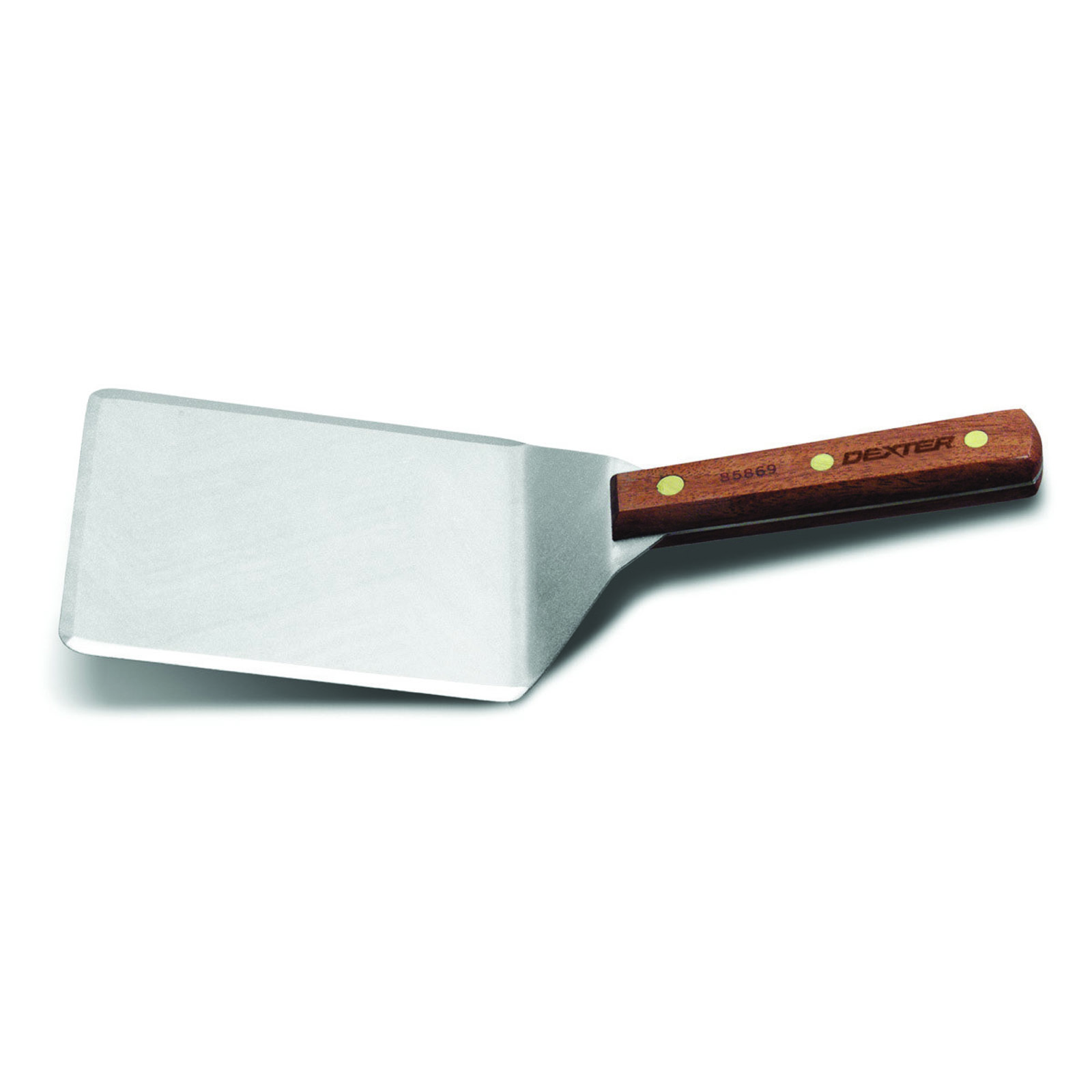 Dexter Russell 85869PCP turner, solid, stainless steel