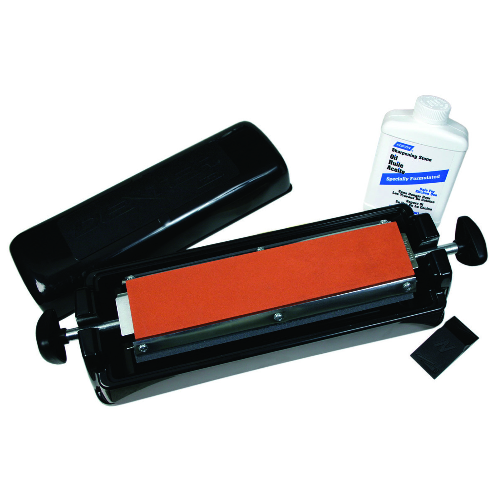 Dexter Russell EDGE-15 knife, sharpener honing system