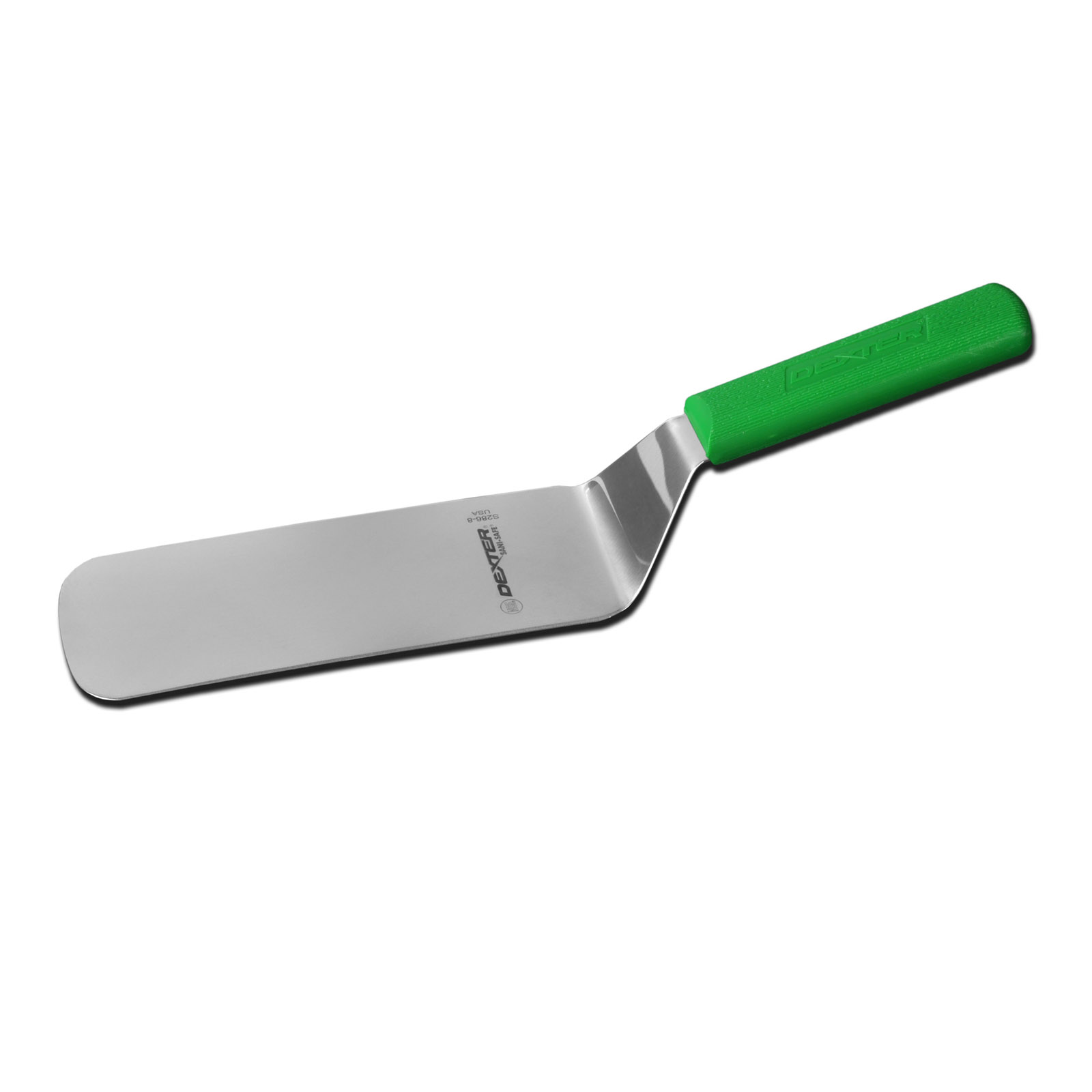 Dexter Russell S286-8G-PCP turner, solid, stainless steel