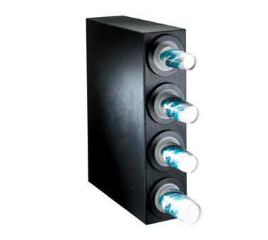 Dispense-Rite BFL-S-4BT cup dispensers, countertop