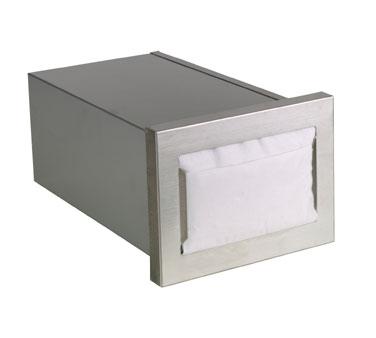 Dispense-Rite CMND-1 paper napkin dispenser
