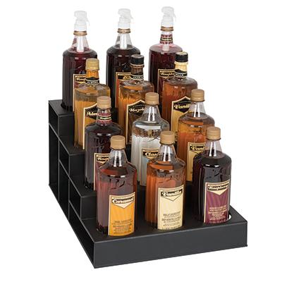 Dispense-Rite CTBH-12BT liquor bottle display, countertop