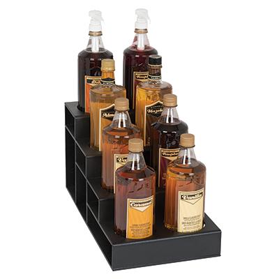 Dispense-Rite CTBH-8BT liquor bottle display, countertop