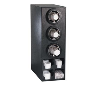 Dispense-Rite CTC-M-3BT cup dispensers, countertop