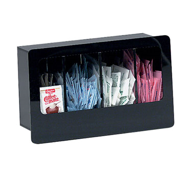Dispense-Rite FMC-4 condiment caddy, built-in
