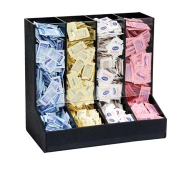 Dispense-Rite GFBO-4BT condiment caddy, countertop organizer