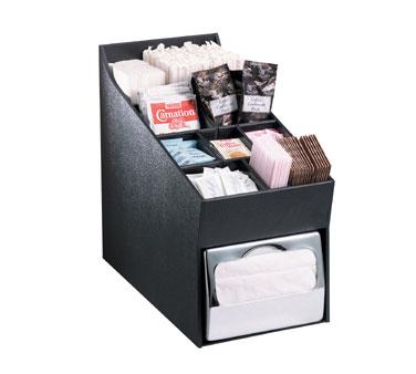 Dispense-Rite NLO-ADNH condiment caddy, countertop organizer