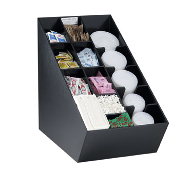 Dispense-Rite NLO-CTVL condiment caddy, countertop organizer