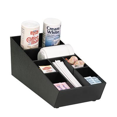 Dispense-Rite NLO-STK-1BT condiment caddy, countertop organizer