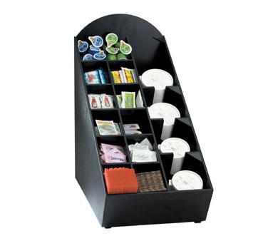 Dispense-Rite NLO-WVL condiment caddy, countertop organizer