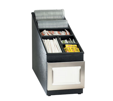 Dispense-Rite NSLC-1BT condiment caddy, countertop organizer