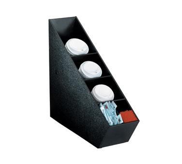 Dispense-Rite PL-CT-LID condiment caddy, countertop organizer