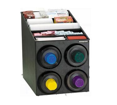 Dispense-Rite SLR-SL-2X2BT cup dispensers, countertop
