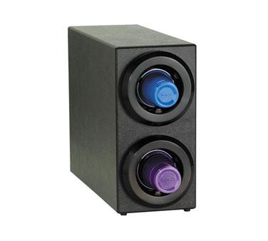 Dispense-Rite STL-S-2BT cup dispensers, countertop