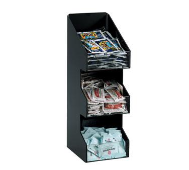 Dispense-Rite VCO-3 condiment caddy, countertop organizer