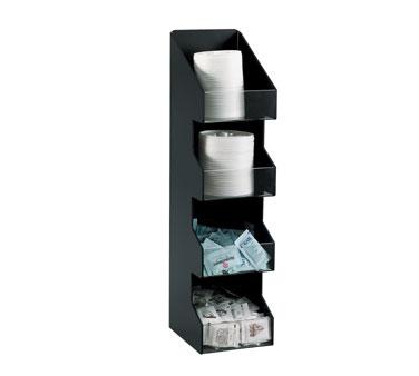 Dispense-Rite VCO-4 condiment caddy, countertop organizer