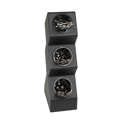 Dispense-Rite VSCH-3BT flatware holder, dispenser