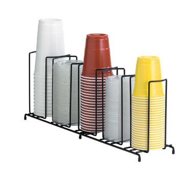 Dispense-Rite WR-5 cup & lid organizer