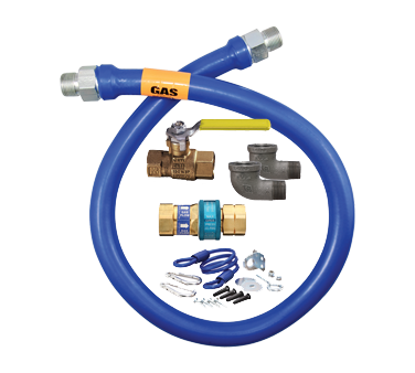 Dormont Manufacturing 16100KIT48 gas connector hose kit