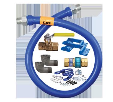 Dormont Manufacturing 16100KIT48PS gas connector hose kit