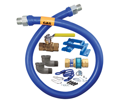 Dormont Manufacturing 16100KIT60PS gas connector hose kit
