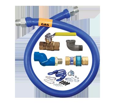 Dormont Manufacturing 16100KITS48 gas connector hose kit