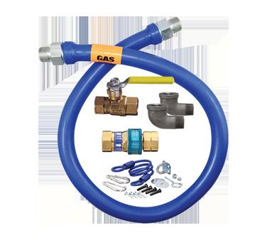 Dormont Manufacturing 16125KIT60 gas connector hose kit
