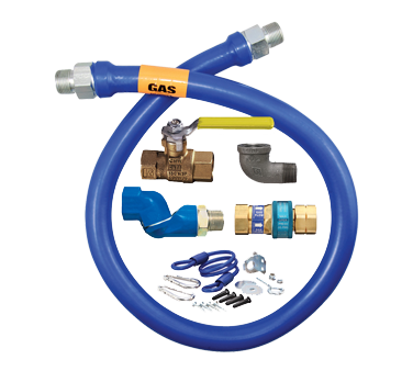 Dormont Manufacturing 1650KITS48 gas connector hose kit