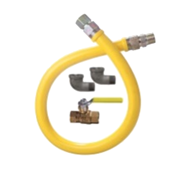 Dormont Manufacturing 1650NPKIT60 gas connector hose kit