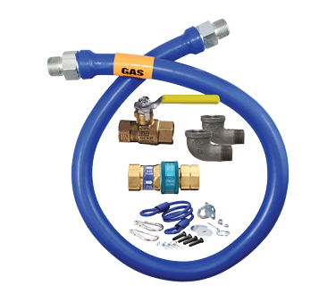 Dormont Manufacturing 1675KIT48 gas connector hose kit