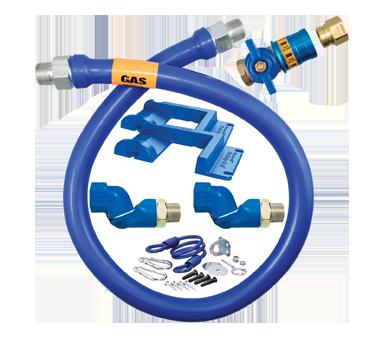 Dormont Manufacturing 1675KITCF2S60PS gas connector hose kit