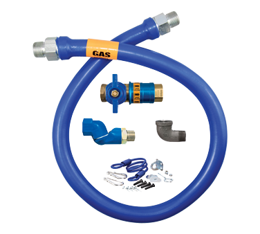 Dormont Manufacturing 1675KITCFS48 gas connector hose kit